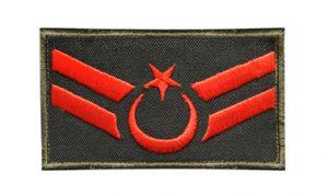 Kara Kuvvetleri Komutanlığı Rütbe ve İşaretleri 18 – 01icer101