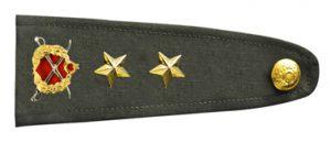 Kara Kuvvetleri Komutanlığı Rütbe ve İşaretleri 3 – image0081