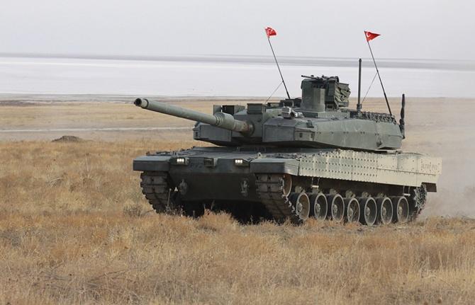 ALTAY Ana Muharebe Tankının Özellikleri ve Kabiliyetleri Nelerdir ? 4 – 4161171