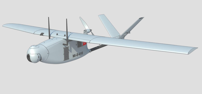Gözcü Mini İnsansız Hava Aracı Özellikleri Nelerdir ?