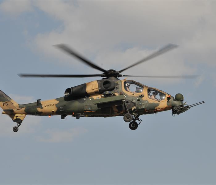 T-129 Atak Taarruz Helikopterin Özellikleri Nelerdir ? 3 – atak 1 hex gallery