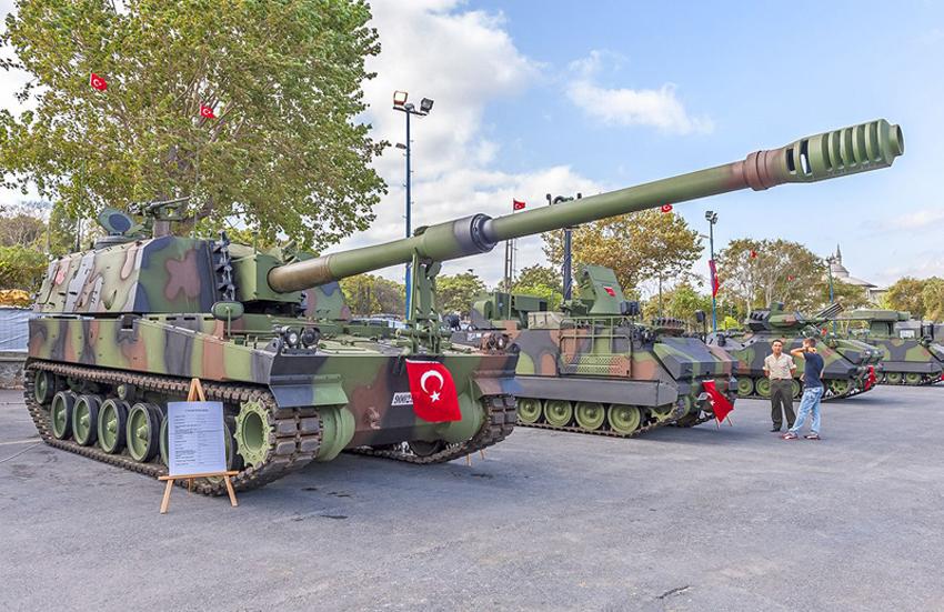 T-155 Fırtına Obüsü Özellikleri Nelerdir