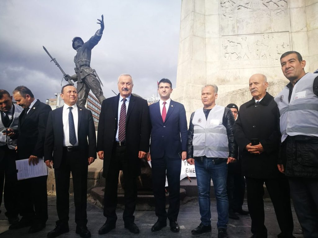 Uzman Çavuşlardan Özlük Hakkı Talebi ! Ulusta Basın Açıklaması Yapıldı ! 1 – ELvu2HtXsAAee151