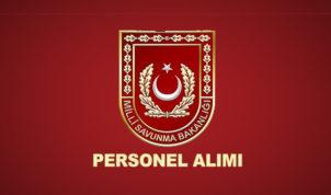 MSB Kuvvet Komutanlıkları ve Milli Savunma Üniversitesine Memur Alımı Yapıyor !