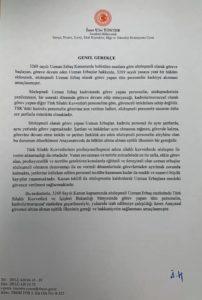 Uzman Çavuşlara Kadro Verilmesi İçin MHP Milletvekili İzzet Ulvi Yönter Tarafından Kanun Teklifi Verildi ! 2 – 2222